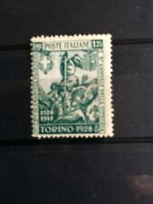 Francobolli Regno 1928 Emanuele Filiberto lire 1,75 NUOVO**