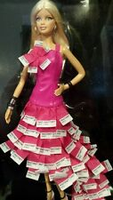 Pink In PANTONE Barbie Doll Pop Culture Gold Label NEW NRFB