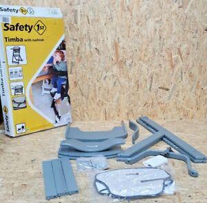 Safety 1st Timba, mitwachsender Hochstuhl aus massivem Buchenholz