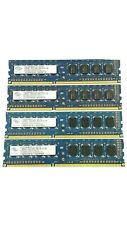 🔥4GB KIT 1Rx8 (2 x 2GB )DDR3 1333Mhz PC3 10600u Intel Desktop DIMM Memory RAM
