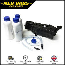 Genuine Fuel Additive Filter DPF Tank Pump & 3L Fluid Peugeot & Citroen