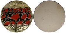 Placca Badge SPORT Corsa o Maratona LORIOLI con smalt stile grecia antica #PL594