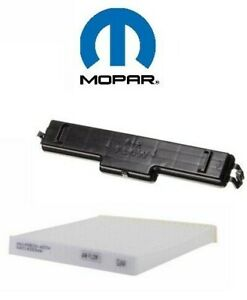 DODGE RAM 1500 2500 3500 Cabin Air Filter & Filter Access Door OEM MOPAR