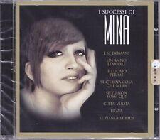 CD ♫ Audio MINA ~ I SUCCESSI ~ IL MEGLIO ~ THE BEST nuovo