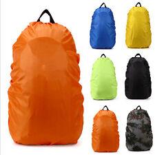Waterproof Backpack Rucksack Rain Dust Cover Bag for Camping Hiking