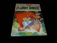 Uderzo & Goscinny : Astérix 22 : La grande traversée EO Dargaud 1975