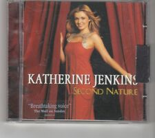 (HN927) Katherine Jenkins, Second Nature - 2004 CD