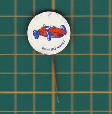 Ferrari 1962 formula 1 one  stick pin badge 60s speldje vtg