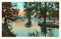 Postcard Fish Hatchery Springfield Missouri