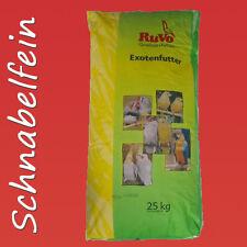 Exotenfutter (25kg-Sack), RUVO