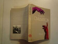 KENNETH CLARK CIVILISATION EDITIONS HERMANN 1975