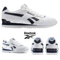 Reebok Classic Royal Glide Ripple Clip Shoes Sneakers White BD5321 SZ 4-12.5