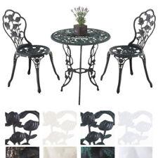 Ensembles de table et chaises de maison en métal pour salon