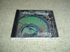 WITHOUT WARNING - MAKING TIME - CD ALBUM - JAPANESE IMPORT - PROG METAL BAND