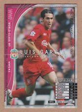 Liverpool Football Trading Cards Panini