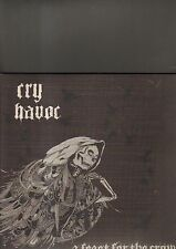 CRY HAVOC - a feast for the crows LP
