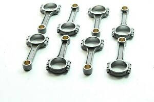 I-Beam 5140 Connecting Rods 5.7'' For SBC Chevy 350 Bushed