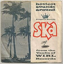 SKA From the Vaults of WIRL Records [CD]
