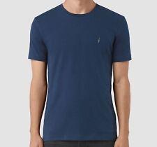ALLSAINTS TONIC CREW BALTIC BLUE T-SHIRT TOP - XS S M L XL XXL