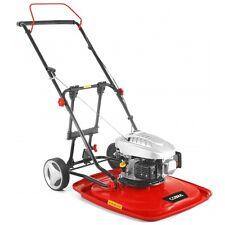 Cobra AirMow 51 Petrol Hover Lawnmower 3 in 1 Wheel Kit 4 Stroke Engine Flymo