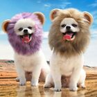 Costume Lion-Mane Wig for Pet Cat Dog Halloween Christmas Party Fancy Dress up
