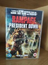 RAMPAGE PRESIDENT DOWN - DVD