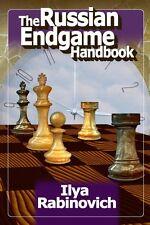 The Russian Endgame Handbook. By Ilya Rabinovich. NEW CHESS BOOK