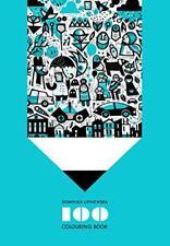 100 Colouring Book by Dominika Lipniewska | Paperback Book | 9781849763332 | NEW