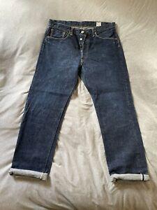 Orslow 105 Selvedge Jean - Size 3 / M