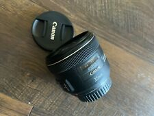 Canon EF 35mm F/2 IS UMS Wide Angle Lens