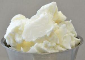 Organic Shea Butter Refined 100% Pure Natural- FREE Carrier Oil for 1kg