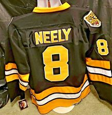 Boston Bruins Vintage Hockey Jersey Cam Neely #8  CCM Mens small Replica