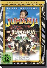 DVD * JUMANJI - Robin Williams , Jonathan Hyde , Kirsten Dunst  # NEU OVP <