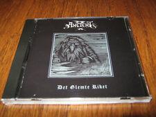 "ANCIENT ""Det Glemte Riket"" CD carpathian forest taake manes"