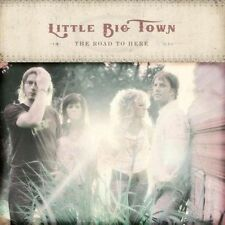 LITTLE BIG TOWN - THE ROAD TO HERE NEW CD