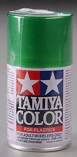 Tamiya Spray Lacquer Metallic Green TS-20  3 oz. TAM85020