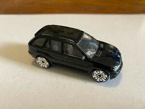 Realtoy BMW X5 black diecast SUV 1/61