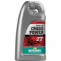 MOTOREX OLIO MISCELA CROSS POWER 2T OIL SYNTHETIC SINTETICO