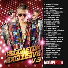 Reggaeton Exclusive 3 Bad Bunny De La Ghetto Daddy Yankee Alexrose Pusho Mixtape