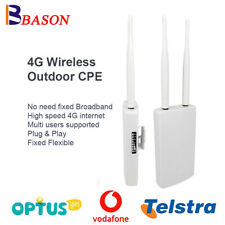 LTE 3G 4G Router Mobile WiFi Hotspot RJ45 LAN Port For Telstra Optus Vodafone