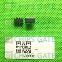 20PCS TL3843P PDIP-8 CURRENT-MODE PWM CONTROLLERS