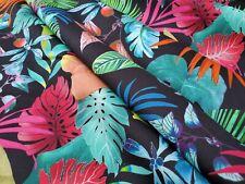 John Lewis cotton sateen 100%, 'Tropicana', (per metre) dress fabric