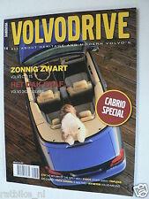 VOLVO DRIVE MAG 14,CABRIO SPECIAL MAG,C70 T5,262C SOLAIRE,V40CC,340 CABRIO,C70