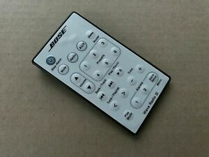 US-Bose wave radio III remote control white SEA#