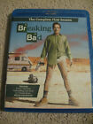Breaking Bad: The Complete First Season Blu-ray Disc, 2010, 2-Disc Set w/ insert