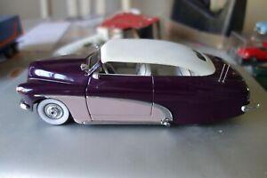 DANBURY MINT 1/24 1950 MERCURY CUSTOM CAR - MINT/UNBOXED - L@@K!! RARE!!