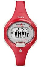 Timex Ironman Traditional 10-lap Mid-size Coral Ladies Watch T5K783