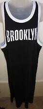 Brooklyn Women's Medium Long Black Dress Very Cute! Brand New!
