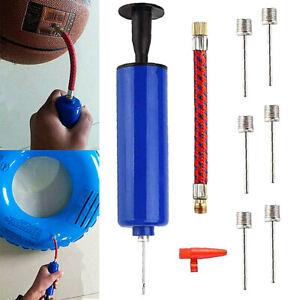 Ballpumpe Pumpe Fußball Basketball Schwimmring Handpumpe Luftpumpe Haushalt Set
