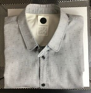 COMING SOON: [YOHJI] Men's Size M Grey Shirt - Made in Italy [YAMAMOTO]